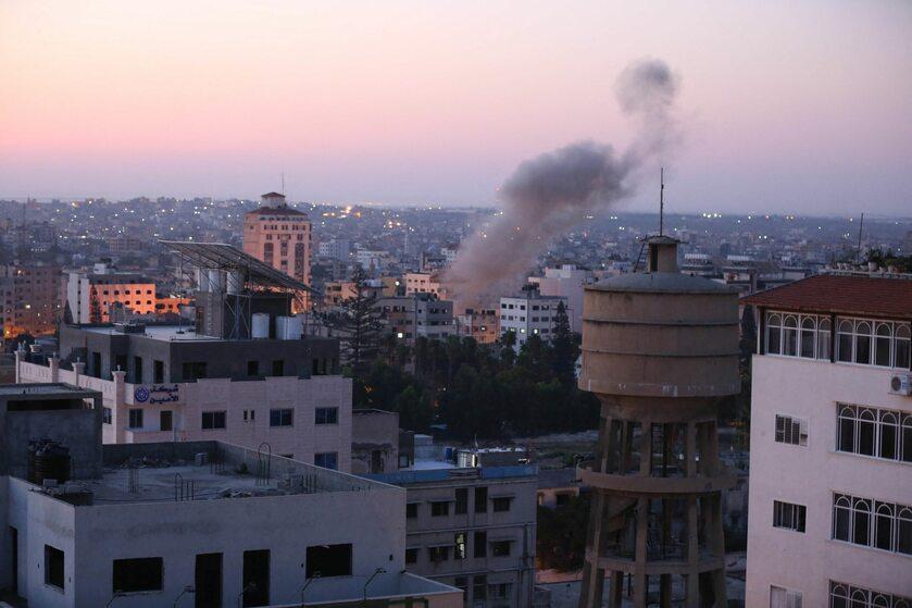 Nalot sił izraelskich, podczas którego zginął Baha Abu Al-Ata