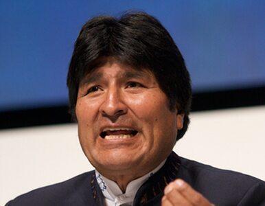 Morales: zmuszenie do lądowania to prowokacja. Nie damy się zastraszyć
