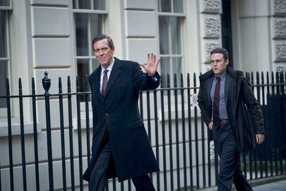 Nowy miniserial polityczny HBO. Hugh Laurie w roli głównej