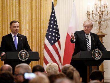 """""""Rz"""": Donald Trump ogłosi zniesienie wiz dla Polaków?"""