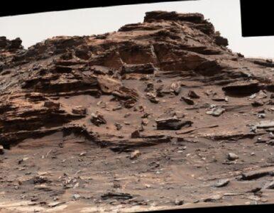 """Łazik Curiosity przysłał kolejne zdjęcia. """"Najbardziej malowniczy..."""