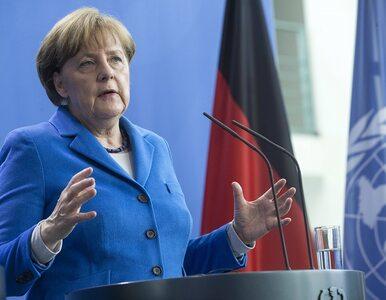 Poparcie dla Merkel wzrosło do poziomu najwyższego od początku roku