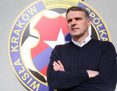 Moskal nowym trenerem Wisły Kraków