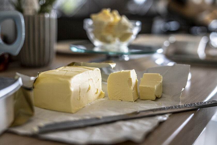 Masło smakowe