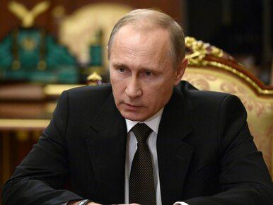 Rosyjski opozycjonista: Władimirowi Putinowi można odebrać władzę