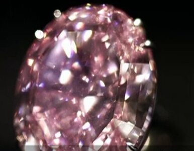 Ten diament jest wart 260 mln złotych
