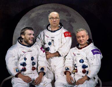 """Biedroń, Zandberg i Czarzasty na księżycu. """"Wielki krok dla lewicy,..."""