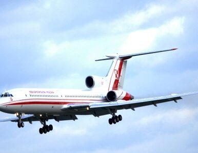 Tu-154 poleci do Kosowa. Na pokładzie - minister Klich
