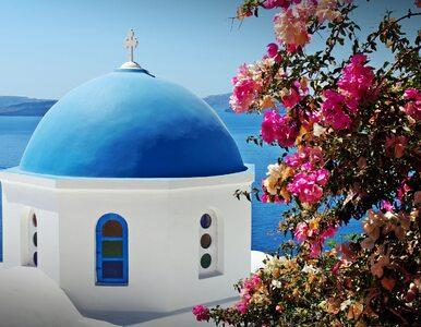 Tragedia na Santorini. Nie żyje para brytyjskich turystów