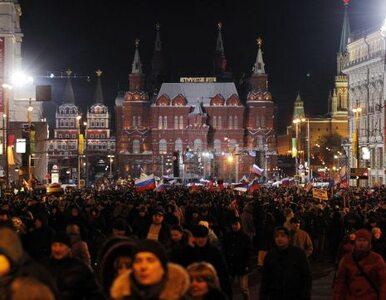 """""""Wybory w Rosji dopiero się zaczną. Putina czeka wojna z narodem"""""""