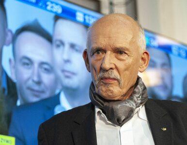 """Janusz Korwin-Mikke marszałkiem seniorem? """"Najprawdopodobniej nim nie..."""