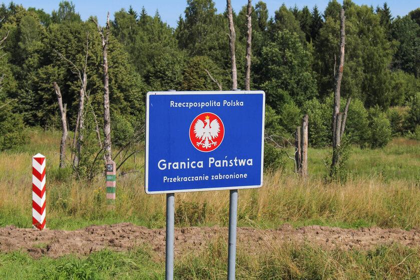 Granica państwa, Polska