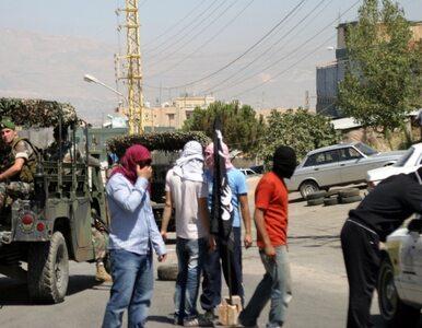 Syria: rebelianci narzekają na brak pomocy ze strony Stanów Zjednoczonych
