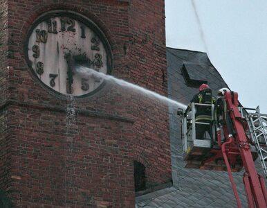 Ugaszono pożar katedry w Gorzowie Wielkopolskim. Premier deklaruje pomoc...