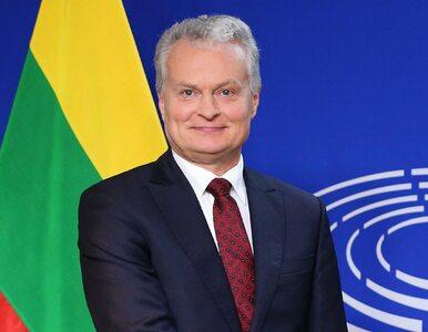 Prezydent Litwy solidarny z Polską. Nie pojedzie do Izraela
