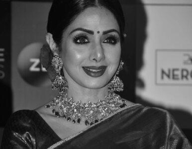 Nagła śmierć gwiazdy Bollywood. Sridevi miała 54 lata