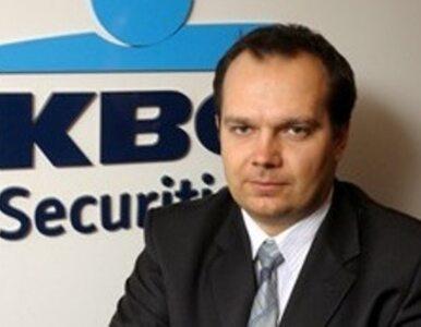 Grzegorz Zięba, KBC Securities: Polskie wzrosty zwiastunem wzrostów na...