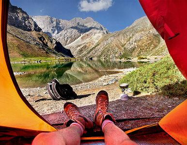 20 najbardziej niesamowitych miejsc świata na rozbicie namiotu!