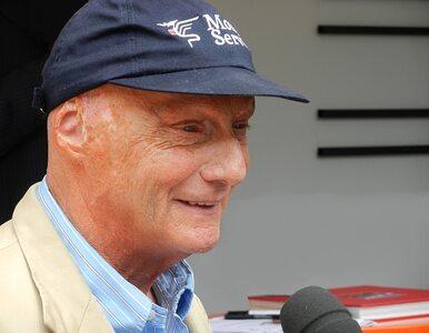 Zmarł Niki Lauda, legenda Formuły 1