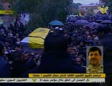 Pogrzeb przywódcy Hezbollahu. Do zamachu przyznała się sunnicka bojówka