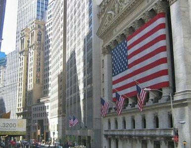 Giełdy w USA lekko w górę po złym tygodniu dla Dow i S&P