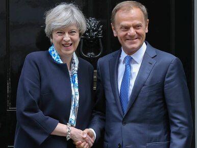 """Tusk komentuje decyzję premier. """"Najpierw trzęsienie ziemi, potem..."""