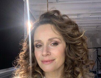 Monika Mrozowska jest ciąży! Aktorka pokazała zdjęcia i odpowiedziała...
