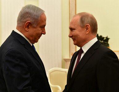 To za co ma nas sprzedać Rosji ten Izrael?
