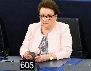 Anna Zalewska apeluje o odwołanie spotkania z Gretą Thundberg. Chodzi o...