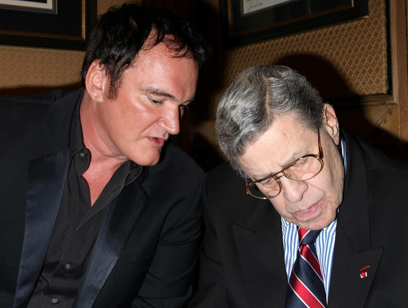 Quentin Tarantino i Jerry Lewis