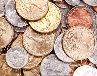 W bankach brakuje monet. Jeden z nich postanowił za nie zapłacić