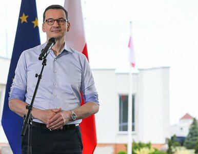 """Mateusz Morawiecki spotkał się z premierem Litwy. """"Pandemię przechodzimy..."""