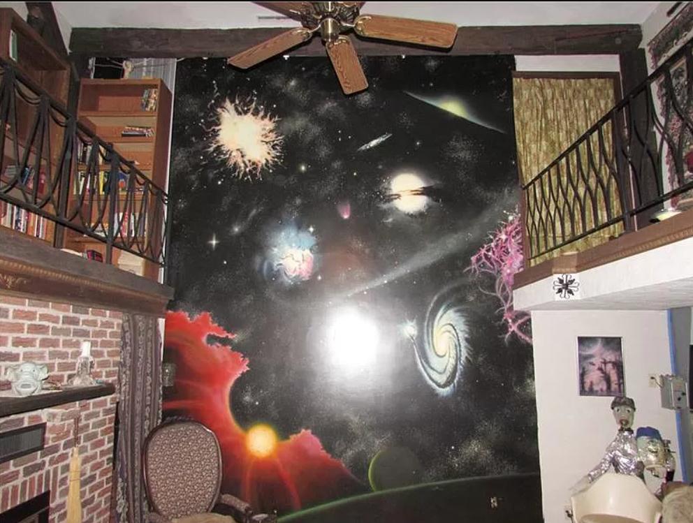 Wnętrze domu w Pittsburghu