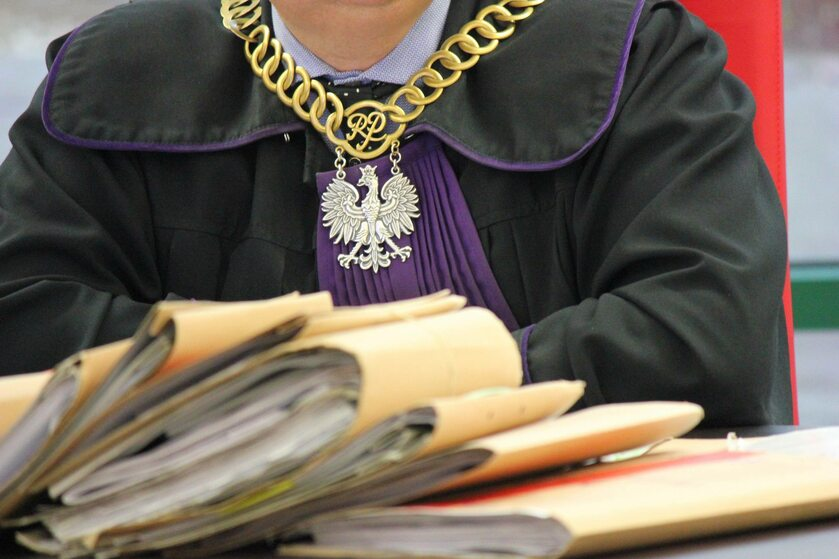 Sędzia (zdj. ilustracyjne)