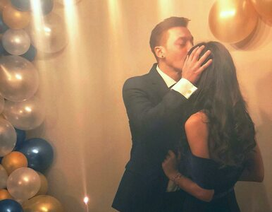 Mesut Özil wziął ślub. Świadkiem był… prezydent Turcji