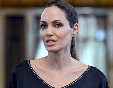 Angelina Jolie na szczycie G8