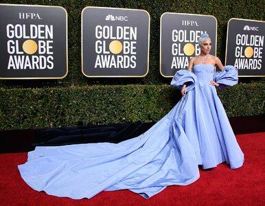 Nie tylko Lady Gaga. Do nich należał czerwony dywan na gali Złote Globy...