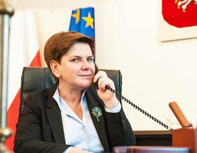 Szydło rozmawiała z Netanjahu. Otrzymała zaproszenie do Izraela