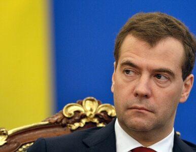 Miedwiediew: Rosja musi być demokratyczna