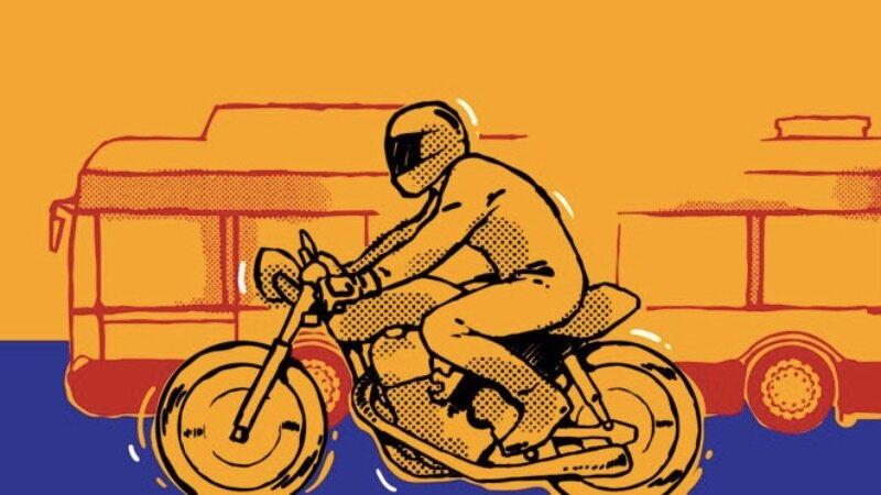 Motocykle wiosną będą jeździć po buspasach