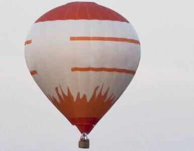 Holandia: balon z turystami wpadł do jeziora