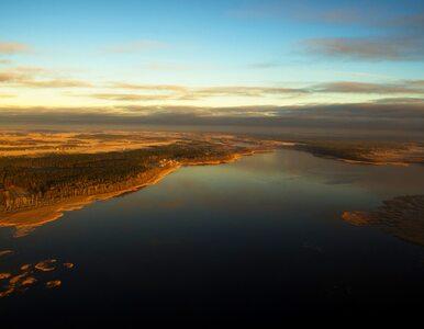 Aparat na dnie mazurskiego jeziora. Po 11 latach udało się odtworzyć...