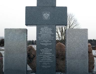 Ukraina podważa liczbę Polaków zamordowanych w Hucie Pieniackiej