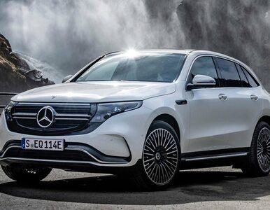 SUV Mercedesa na prąd tańszy od elektrycznych konkurentów