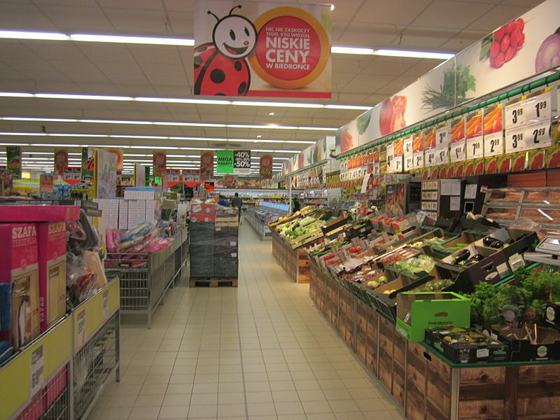 Market Biedronka