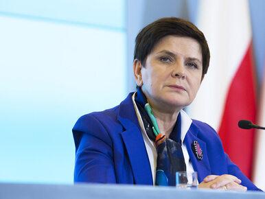 Premier Beata Szydło spędza wakacje w Juracie w towarzystwie męża
