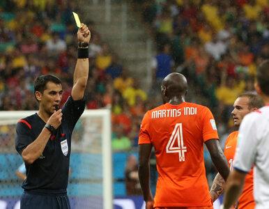 Sędziowie pokazują na mundialu mało kartek, bo tak chciała FIFA?
