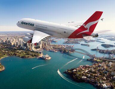 Qantas przeprasza darmowym lotem