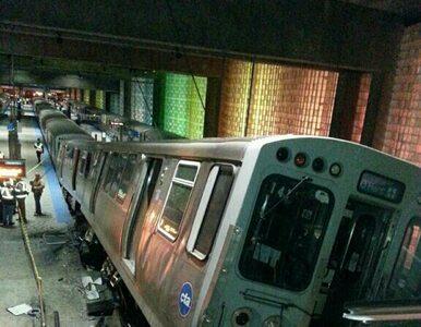 Pociąg wjechał na peron. 30 osób rannych