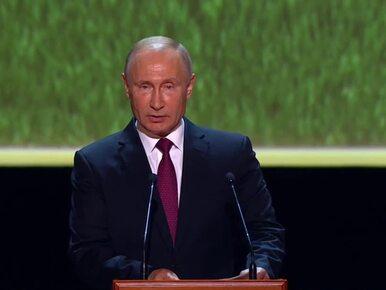 """Władimir Putin podsumował mundial w Rosji. """"Cieszymy się, że mity i..."""